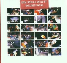 RIVAL SCHOOLS United By OneLineDrawning GORILLA BISCUITS Youth Today QUICKSAND