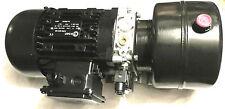 230 Volt 0,75 KW,  Hydraulikpumpe Hydraulikaggregat mit 4 Lt. Ölbehälter