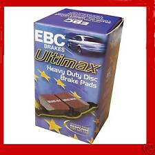 LANDROVER DISCOVERY 2.7 TD 2004-2009 EBC ULTIMAX FRONT BRAKE PADS DP1541
