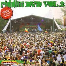 RIDDIM DVD Vol. 2 vom Summerjam 2006 T.O.K JIMMY CLIFF Dancehall Roots Culture