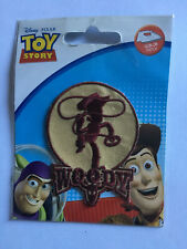 Patch Écusson Thermocollant Disney TOY STORY WOODY Neuf sous blister