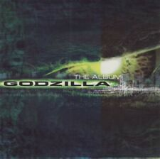 Soundtrack - Godzilla - The album (CD)