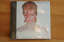 David Bowie Aladdin Sane MINI Vinyl CD EMI Japan Carded Sleeve OBI