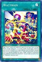 WATTRAIN | CHIM-EN060 | Common | Chaos Impact YuGiOh 1st Edition