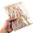 New Wholelsale Assorted Colors Polystyrene Styrofoam Filler Foam Beads Crafts TR