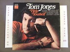 TOM JONES HELP YOURSELF LP PAS 71025
