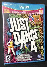 Just Dance 4 (Wii U) NEW
