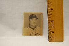 1948 Bowman Johnny Mize