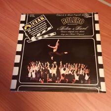 LP OST BOLERO LES UNS ET LES AUTRES CINEVOX CIA 5048 SIGILLATO ITALY PS MCZ