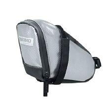 Satteltasche in Grau für Fahrräder