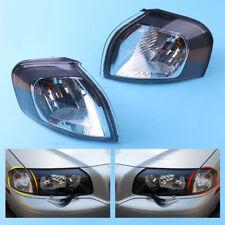 Pair Rh+LH Corner Lights Parking Lamps Turn Signal Light for Volvo S80 1999-2006