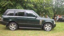 2002 Range Rover Vogue (Please Read Ad)