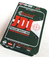 Radial Engineering JDI Passive Direct Box - Check Out This Deal - Free Shipping