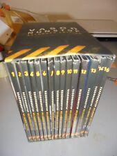 OPERA COMPLETA BOX 11 CD+ 7 DVD VASCO ROSSI  NON STOP RELOADED EDITION MONDADORI