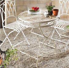 Rechteckige gartentische aus metall g nstig kaufen ebay for Gartentische metall