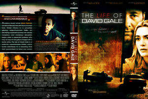 Like New WS DVD The Life of David Gale Kevin Spacey Kate Winslet Laura Linney