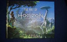 Horizon: Zero Dawn Collector's Edition, the Artbook