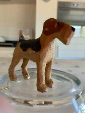 More details for antique frank whittington fox terrier,brockenhurst new forest doll house toy dog