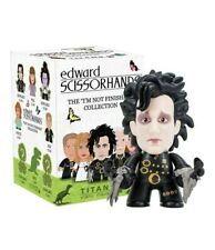 Edward Scissorhands The Im Not Finished Collection Titans Vinyl Figure Sealed X1