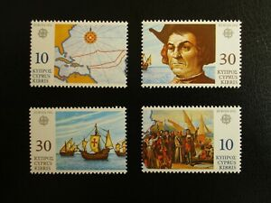 Cyprus #798-01 Mint Never Hinged (M2S7) I Combine Shipping!