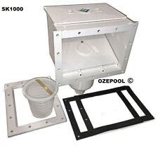 SK1000 Skimmer Box Filtrite/Onga as original, fits all  AGP + older Blue Haven