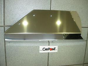 Heat Shield Stainless Steel For Jaguar XJ Carburettor/ E-Type/ Xk / Mk New