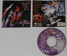 The Toll - Sticks & Stones and Broken Bones  U.S. promo label cd