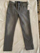 Boys/Childs/Kid's/Child's BNWT Gap Grey Denim Jeans Age 10-11 years