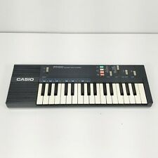 Casio PT-100 Electronic Musical Instrument Synthesizer Keyboard -tested works!