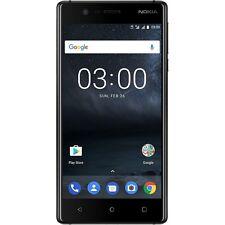 Nokia 3 Black Dual Sim Android Telefono Cellulare Smartphone senza contratto lte/4g WIFI WLAN