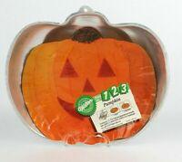 Wilton Jack-O-Lantern/pumpkin Cake Pan 1987 Stock 2105-9414 Vintage