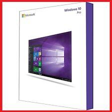 Microsoft Windows 10 Professional Für 2 PC ✔ MS® Windows ✔ PRO VOLLVERSION