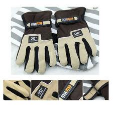 Hot Sale Outdoor Warm Winter Gloves Fleece Ski Snowboard Snow Mitten Sports