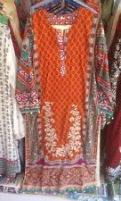 Gorgeous Lilan Designer 3 PC Salwar Shalwar Kameez  Bargain S, M, L and XL Avail