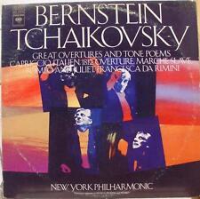Leonard Bernstein - Tchaikovsky 2 LP VG+ MG 33270 Vinyl 1975 Record