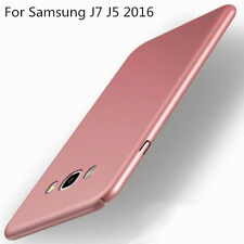 For Samsung Galaxy J7 J5 J3 Luxury Ultra-thin Matte Shockproof Back Case Cover