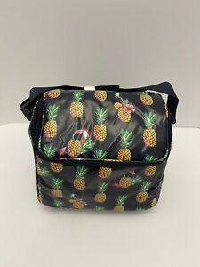 Vera Bradley Stay Cooler Insulated Lunch Bag Cooler Toucan Party - $45 MSRP