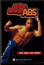 Hip Hop Abs Dvd by BeachBody