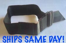 """NEW 3 PACK Military Spec Tie Down Strap 1.75"""" X 20"""" Safety Cable USA"""