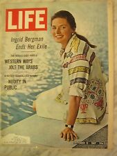 LIFE Oct 13 1967  I Bergman, Nat Turner, LA RAMS Bonnie & Clyde, Styron, L Hicks