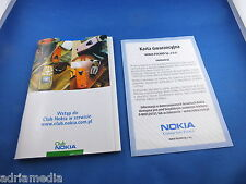 Nokia 3510i INSTRUCTION MANUAL USER GUIDE BOOK Polish Polski