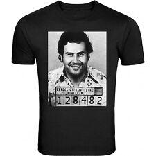 Pablo Escobar Plug Tee Plata o Plomo Columbian Drug Lord T-shirt Narcos S-5XL