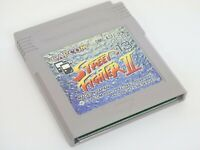Game Boy STREET FIGHTER II 2 Cartridge Only Nintendo Japan gbc
