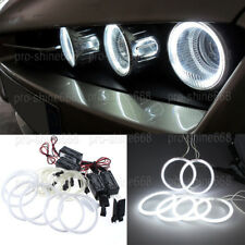 6pcs CCFL White Demon Angel Eyes kit Halo Ring KIT For Alfa Romeo 159 2005-2011