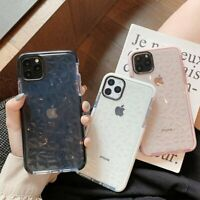 For iPhone 11 Pro Max 11 Case Clear Diamond Cute Shockproof Slim Soft TPU Cover