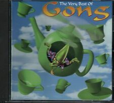 GONG - The Very Best Of Gong - CD Album *Greatest Hits**Collection**Singles*