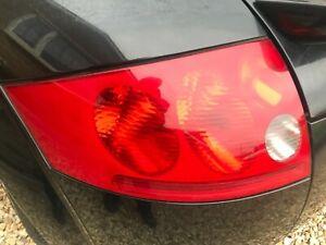 Audi TT mk1 8N NS LHS Rear Light Cluster & bulb holder VGC