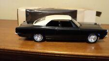 "Vintage 1967 AMC Ambassador ""DPL"" 2 Tone Hard Top Friction Promo Car w/ BOX !!!"