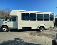 2012 FORD E450 SHUTTLE BUS W/HANDICAP LIFT ONLY 86K MILES