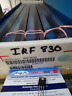 2 pcs x IRF830 TRANSISTOR TO220 = NTE2398 MOSFET N-CH 500V 4.5A TO-220AB IRF 830